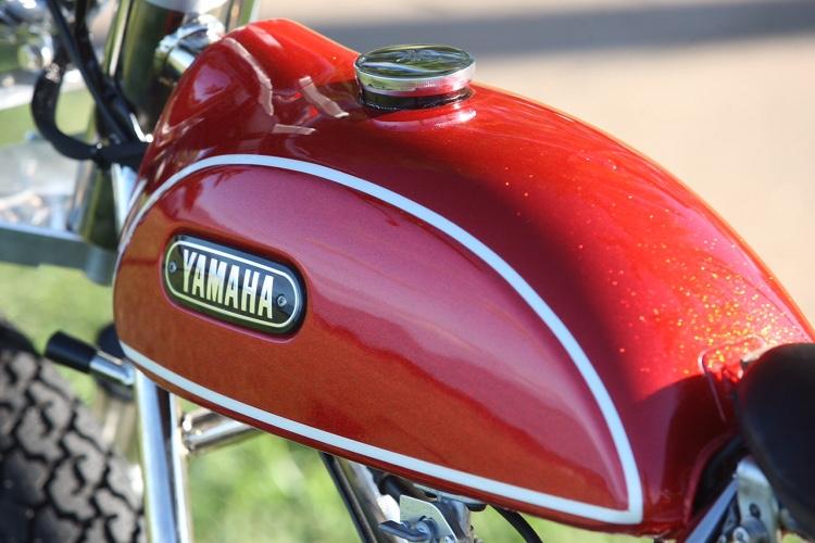 Yamaha RD350 Street Tracker