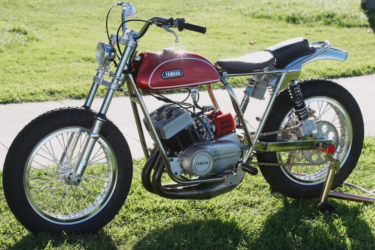 Yamaha  Stroke Street Bike For Sale