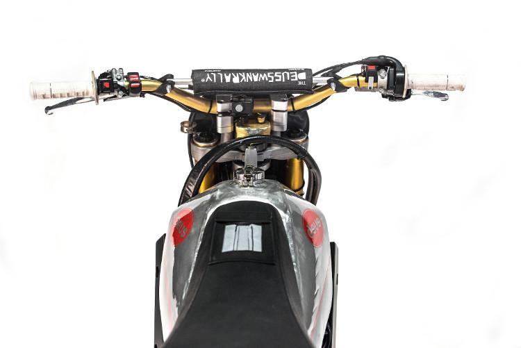 Yamaha WR450F 2-Trac Scrambler