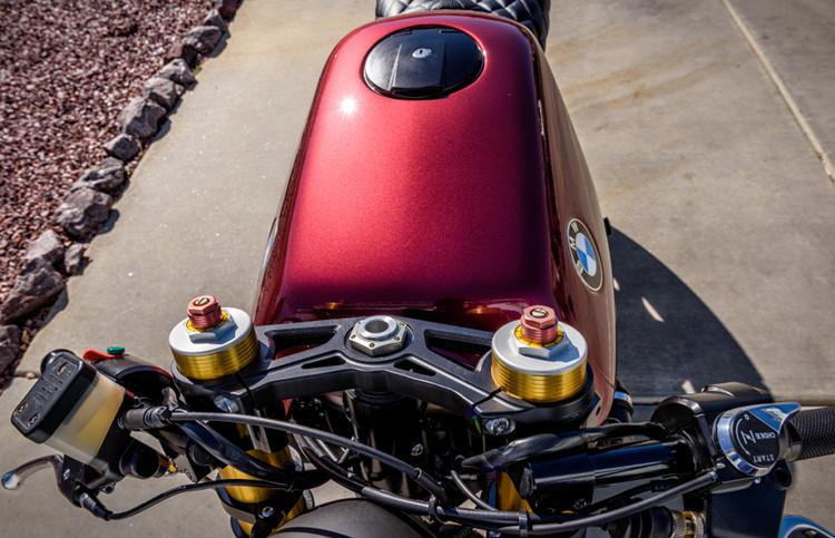 BMW K100 Custom Bobber
