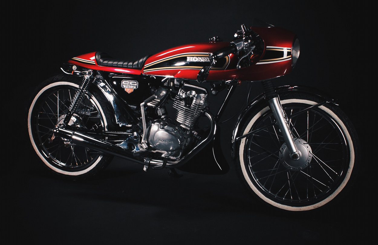 Affordable Cafe Racer