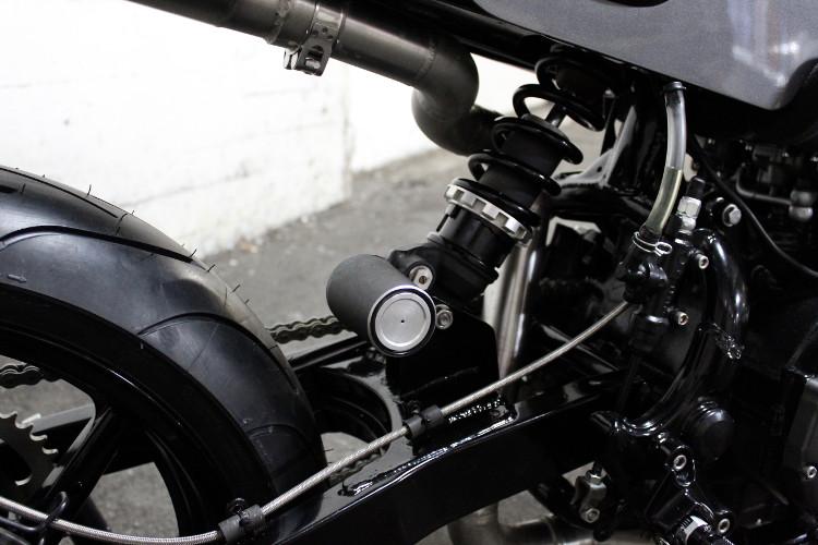 Honda cb750f2 monoshock