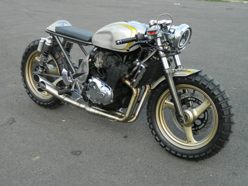 Suzuki Bandit 400 Cafe Racer