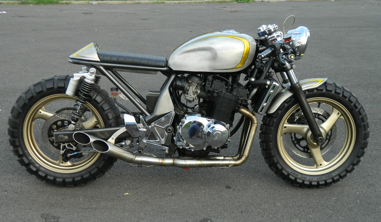 Good Donor Bike For Cafe Racer