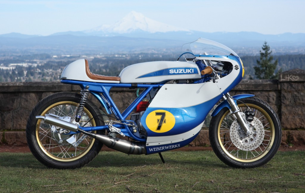 Suzuki T500 Titan Road Racer
