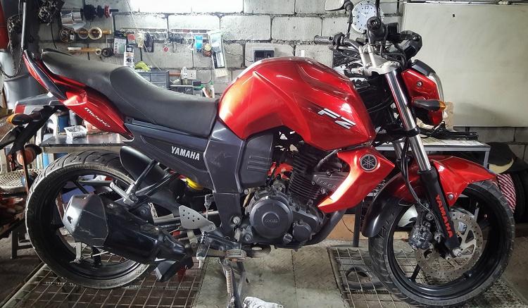 2010 Yamaha FZ16