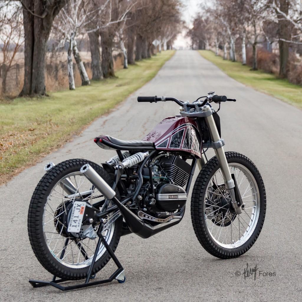Yamaha RD350 Custom