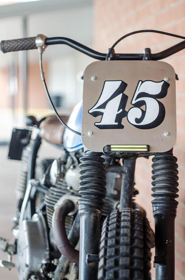 Yamaha XS650 Tracker by Colt Wrangler – BikeBound