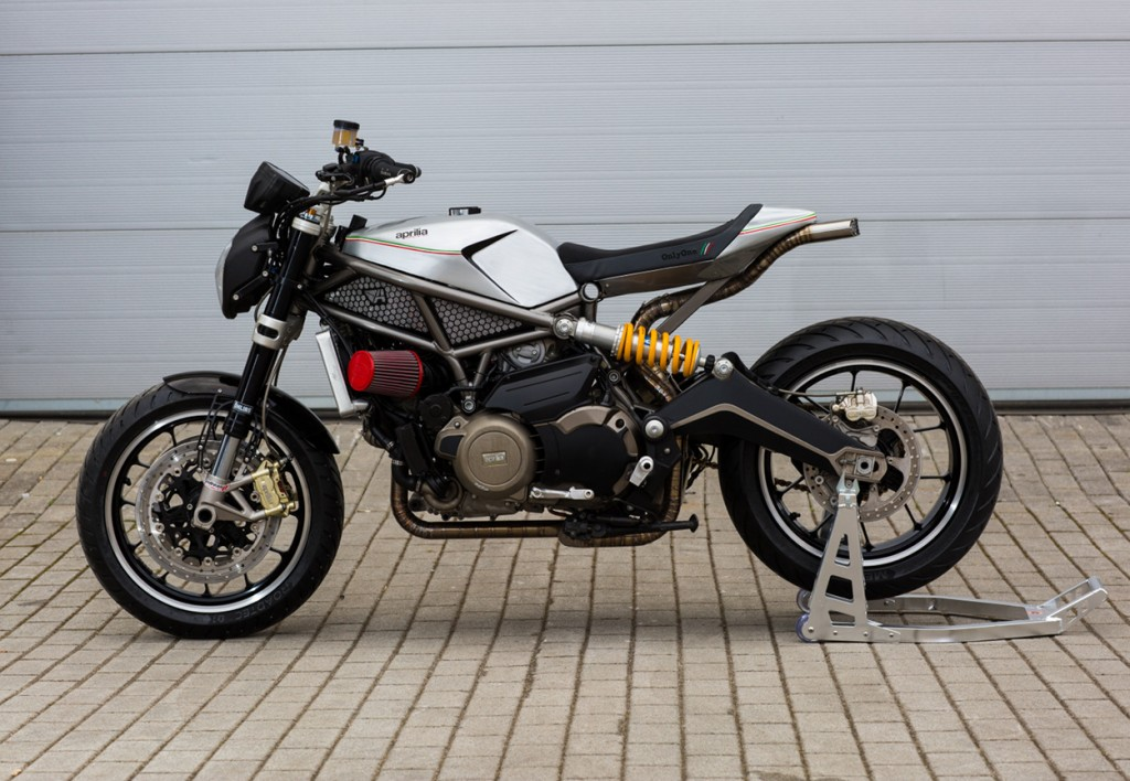Aprilia Rs  Cafe Racer