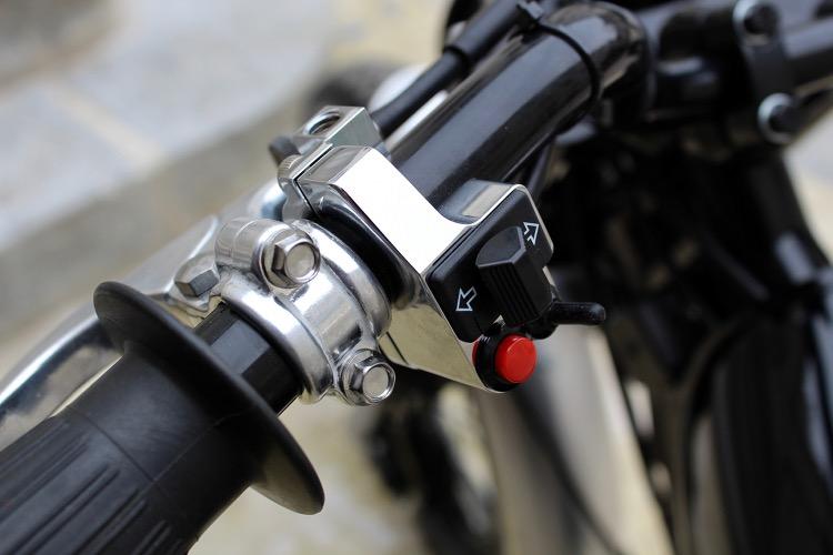 Honda NX125 Transcity Tracker