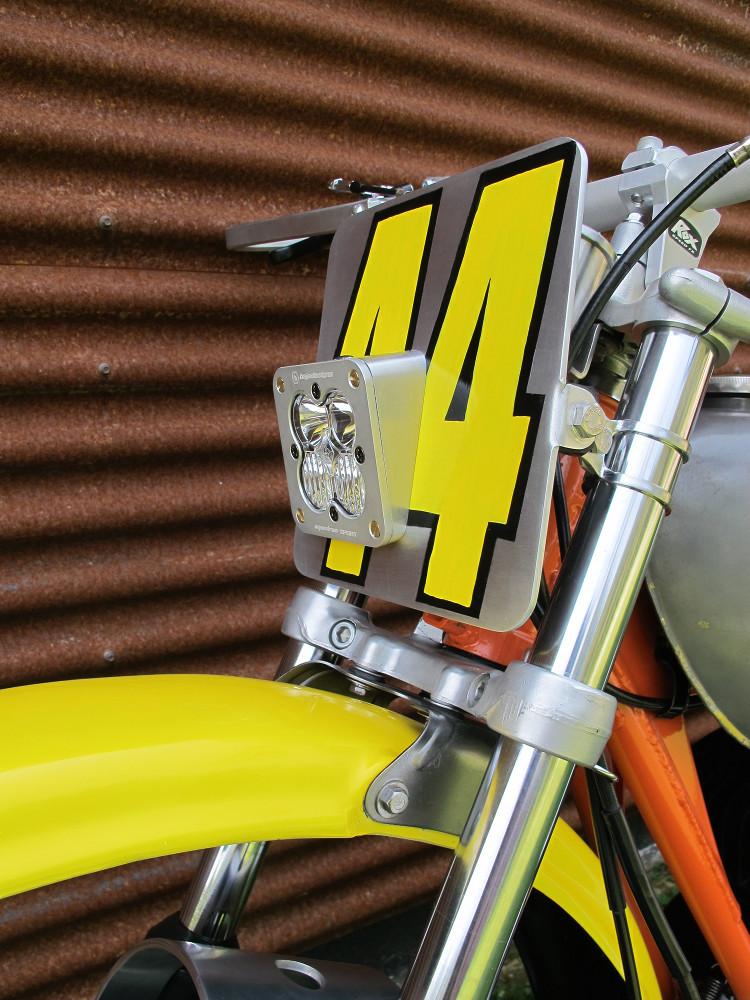 Kawasaki F11 250 Scrambler