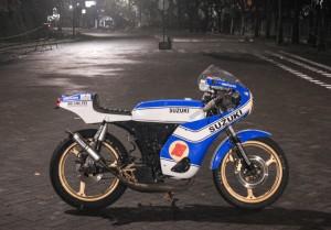 Suzuki A100 Cafe Racer