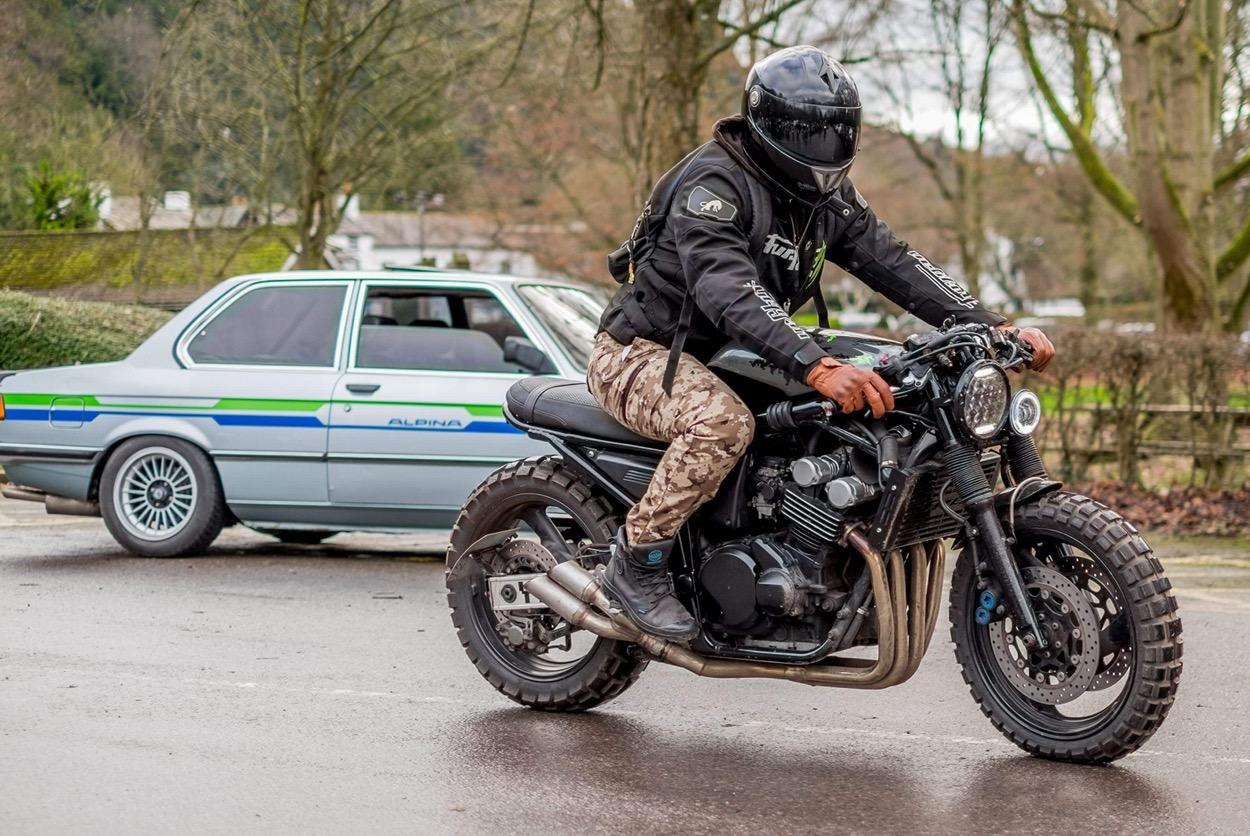 Yamaha Fazer Streetfighter