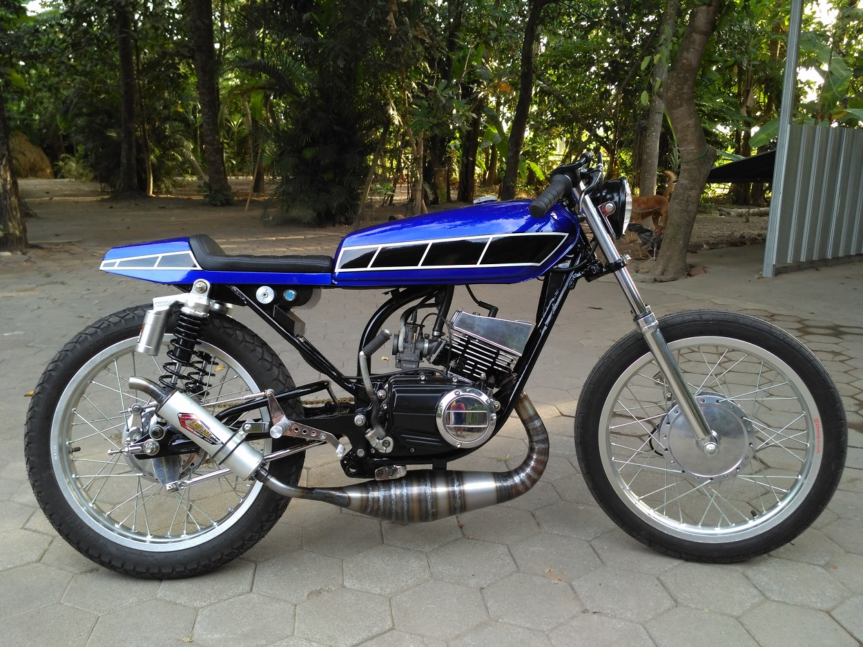 Yamaha Rx  Top Speed