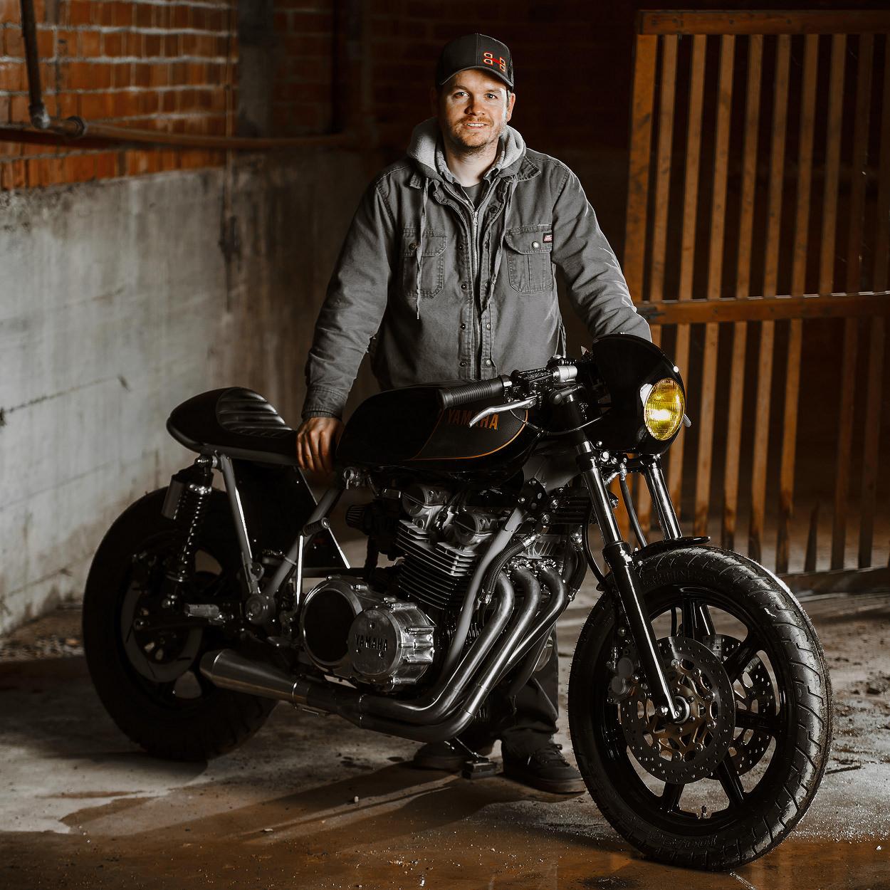 Yamaha XS850 Restomod by Brick House Builds – BikeBound