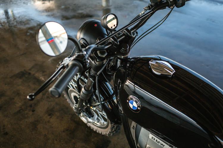 BMW R100 Scrambler