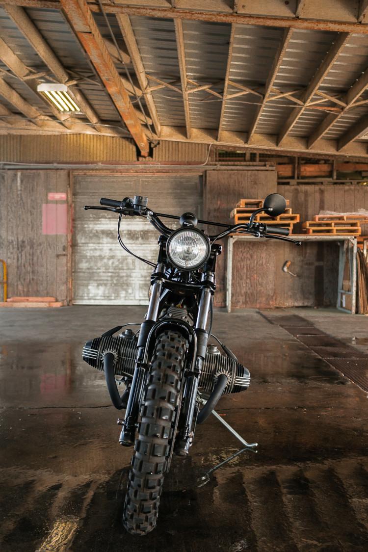 Harley Davidson Chico Ca >> BMW R100 Scrambler by Kern + Hyde – BikeBound