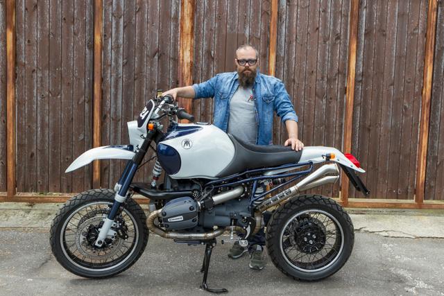 bmw r1100gs supermoto by toro moto bikebound. Black Bedroom Furniture Sets. Home Design Ideas