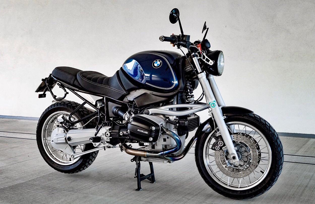BMW R1100R Custom