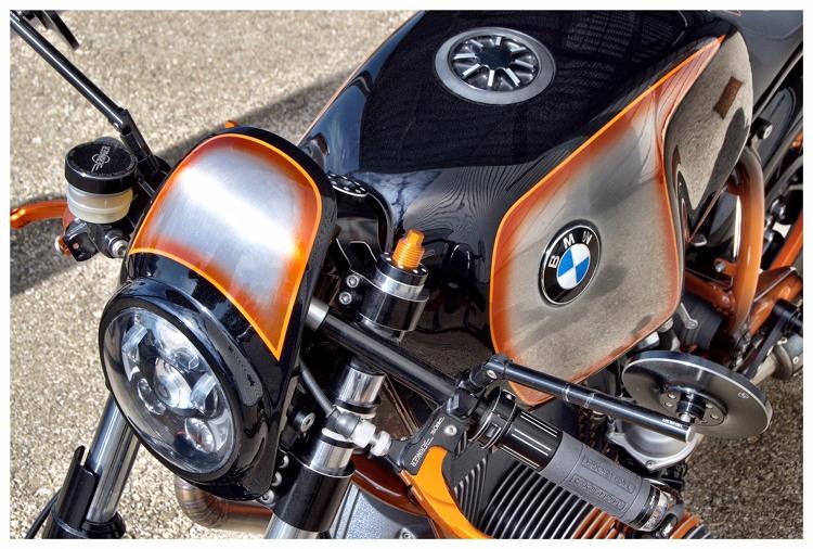 BMW R65 3 Cafe Racer