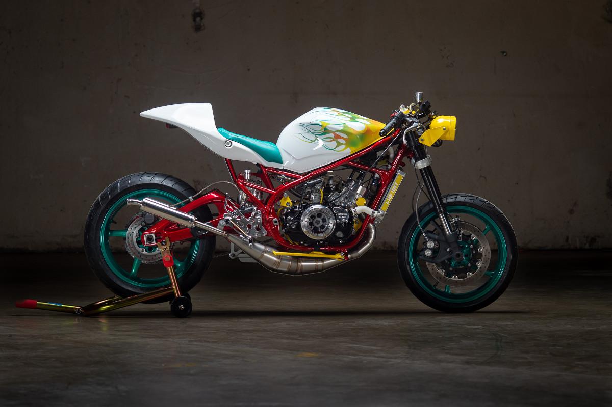 Handbuilt Show 2018: Two-Strokes – BikeBound