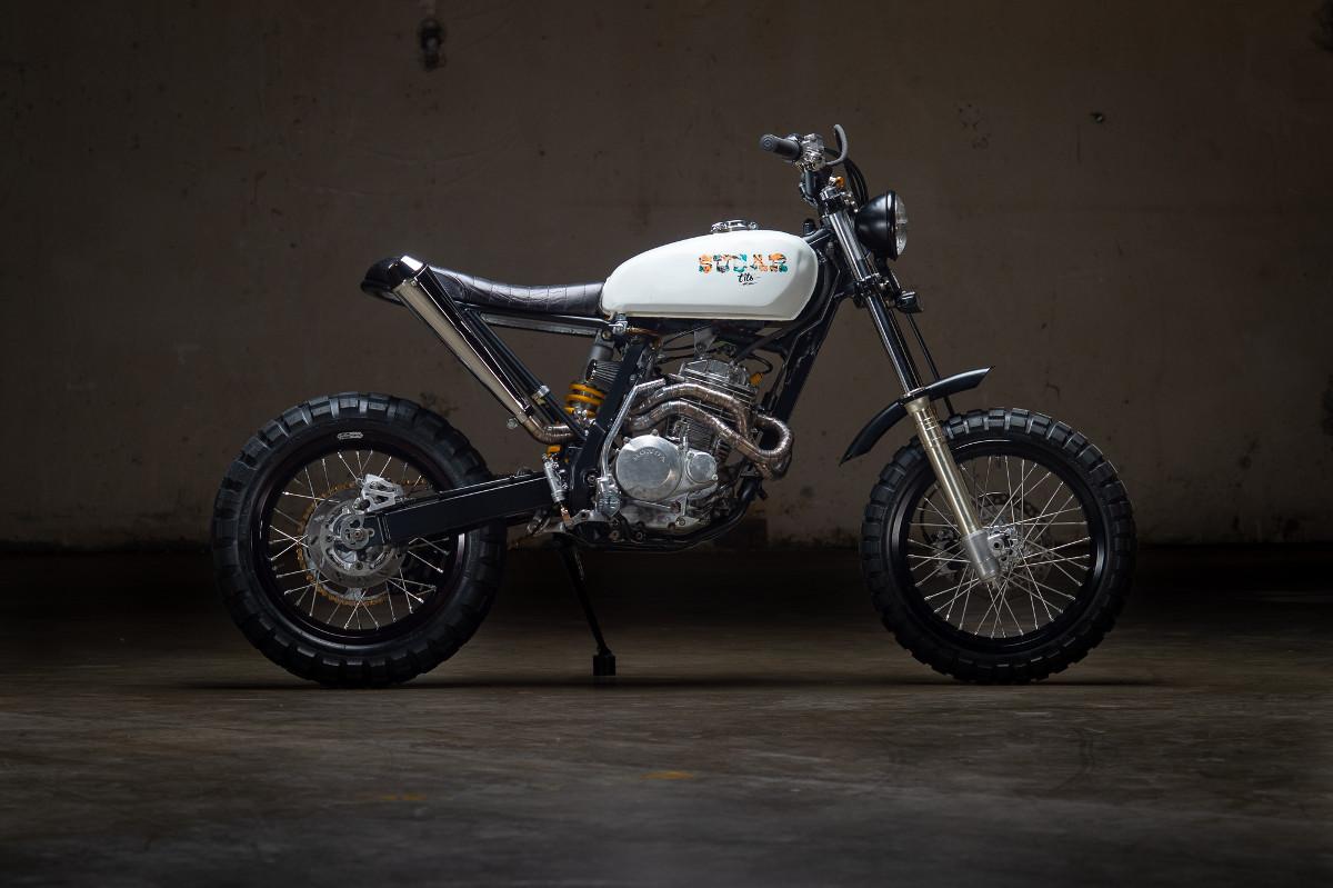 Handbuilt Show 2018: Scramblers & ADV Bikes – BikeBound