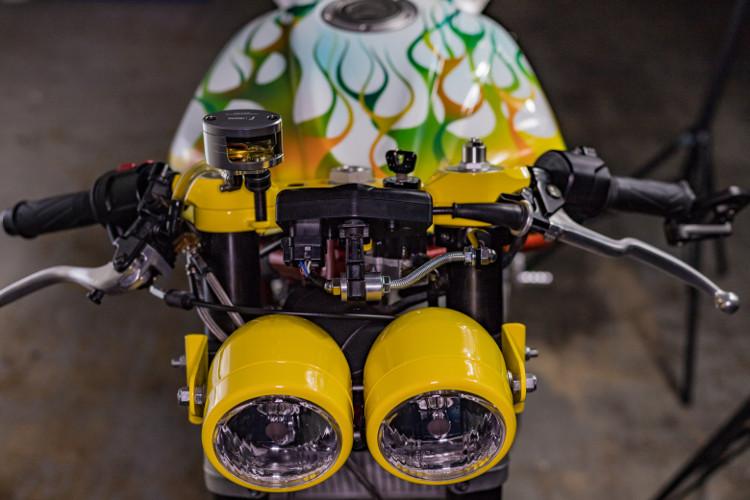 Yamaha Rz350  U201clab Rat U201d By Swinndustries  U2013 Bikebound