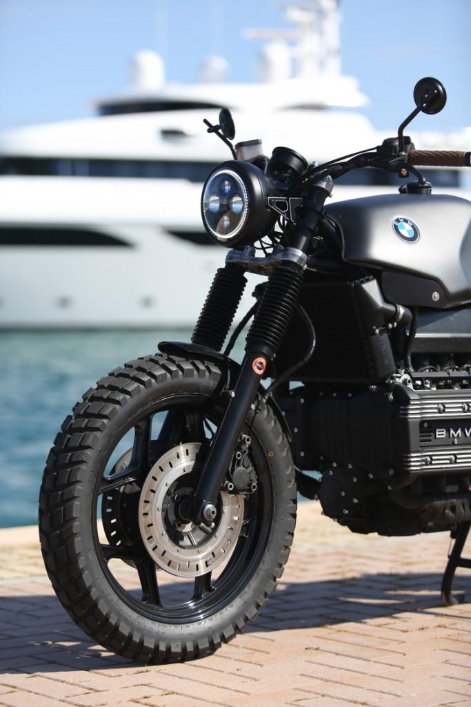BMW K100 Custom