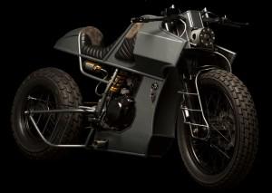 Custom Yamaha TW125