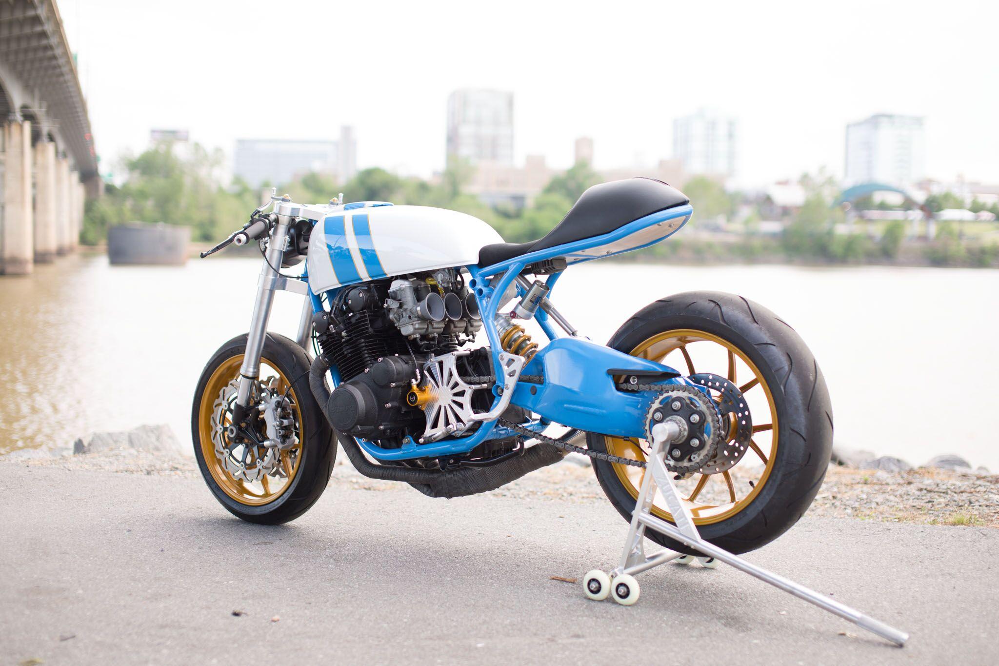 """Suzuki GS750 """"Zucati"""" by Justin Page – BikeBound"""