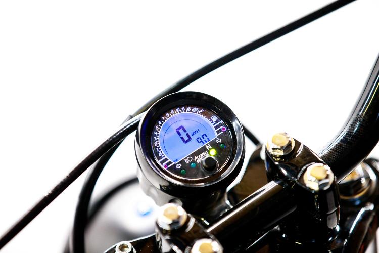 Honda CB360 Brat Tracker