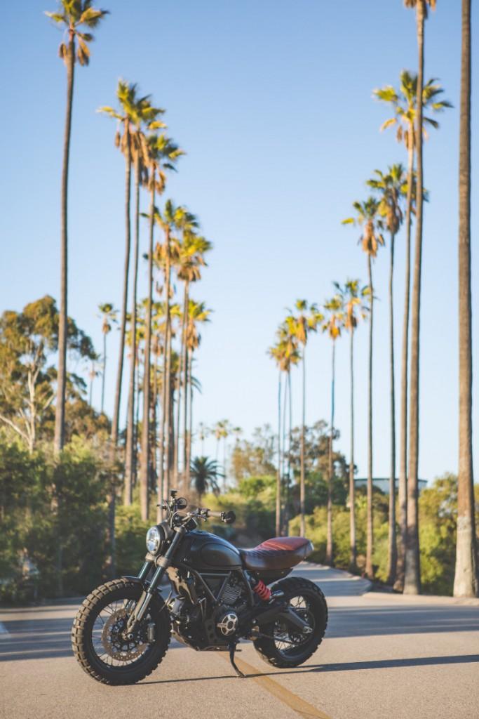 Scrambler Ducati Custom
