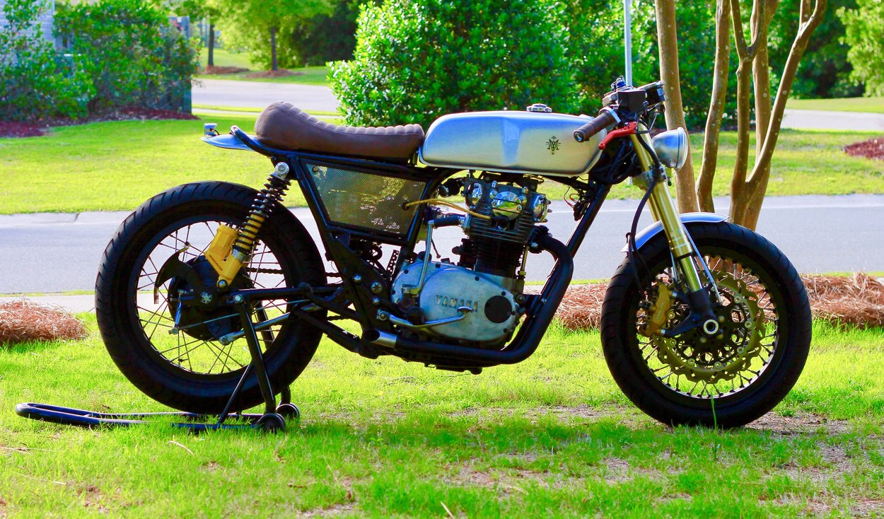 The Yamaha XS650 is one of our favorite bikes of all time. The 650cc parallel twin, recalling the British twins of old, is simply one of the handsomest ...