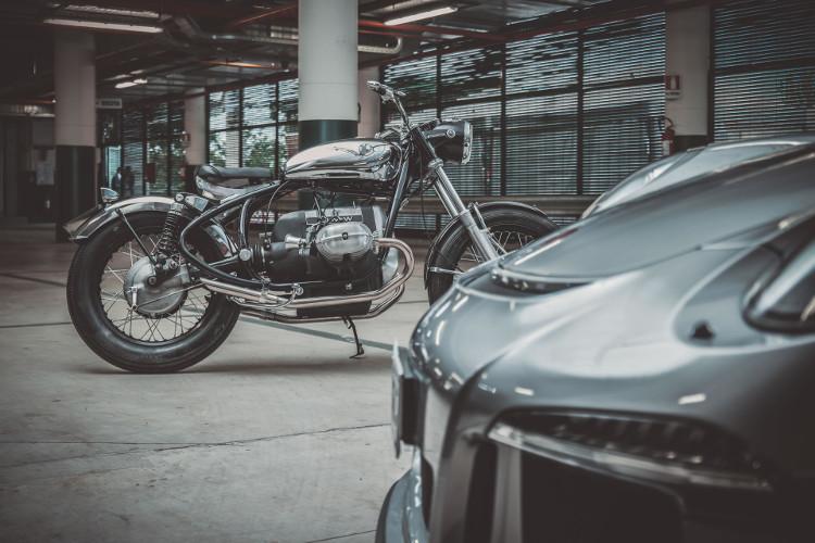 BMW R50/5 Custom