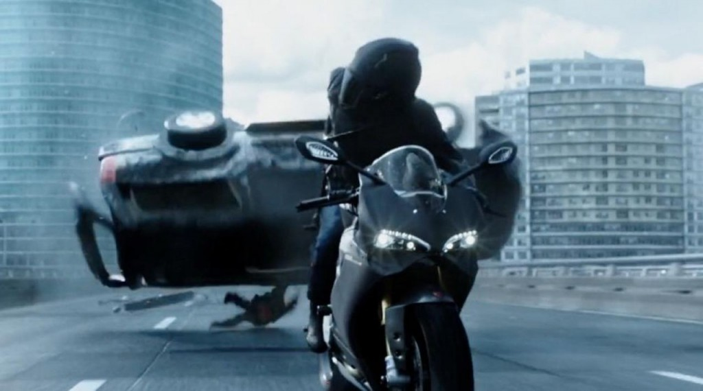 Deadpool Motorcycle
