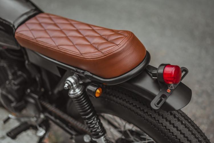 Honda 125 Brat Tracker