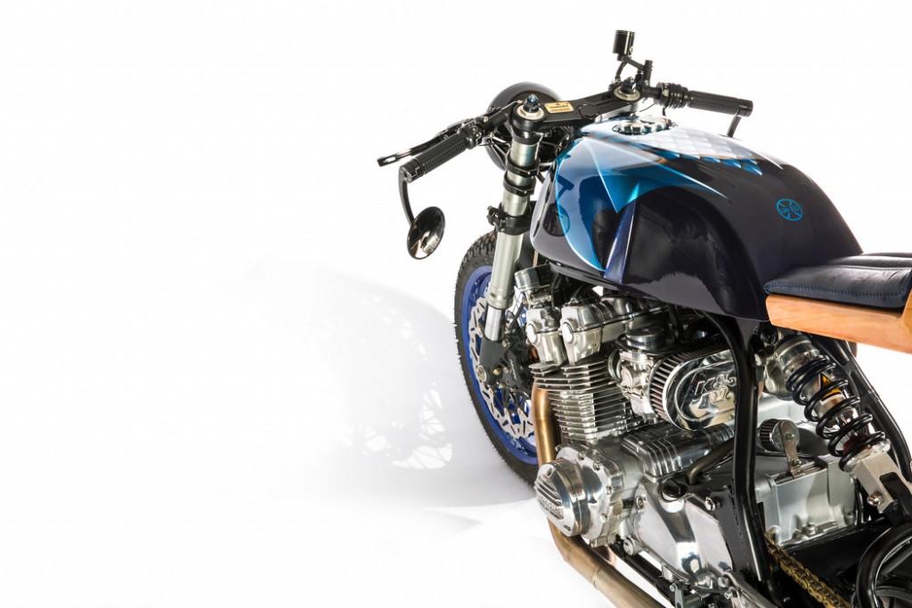 Honda Boldor Cafe Racer