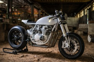 Honda CB500 Four Cafe Racer