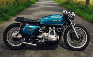Honda GL1000 Goldwing Cafe Racer