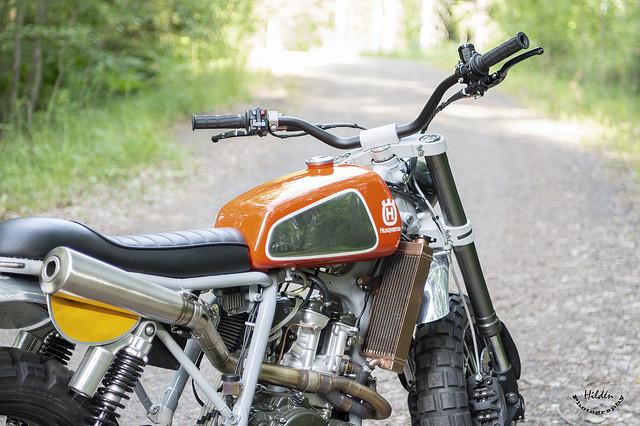 Husqvarna 510 Scrambler