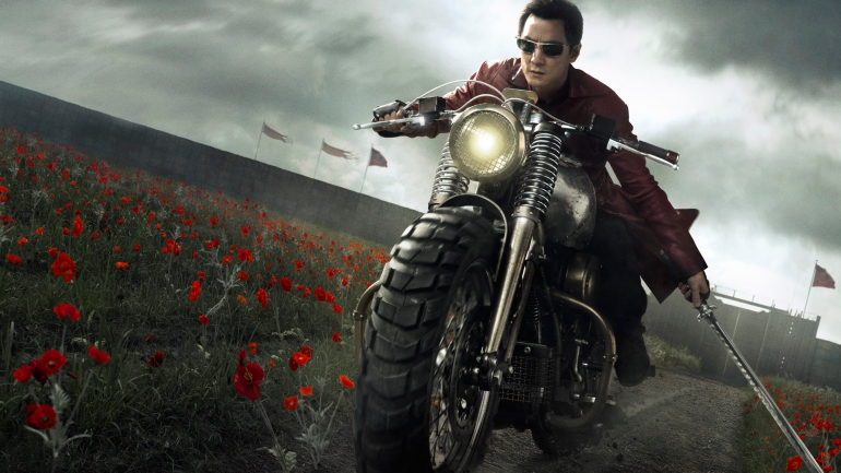 Into the Badlands Motorcycle