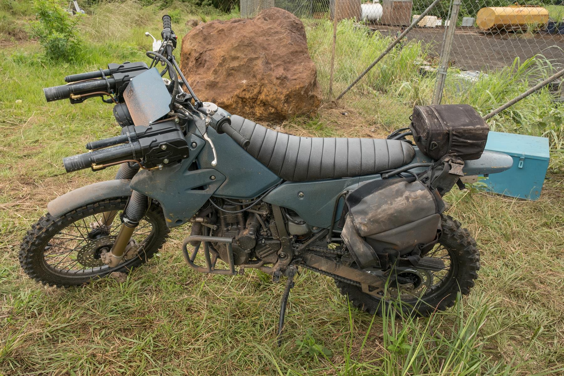 Jumanji Motorcycle