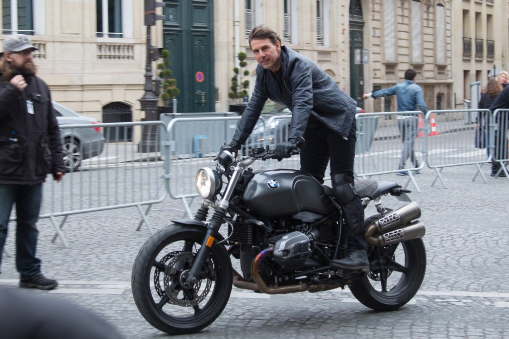 Mission Impossible 6 Motorcycle BMW