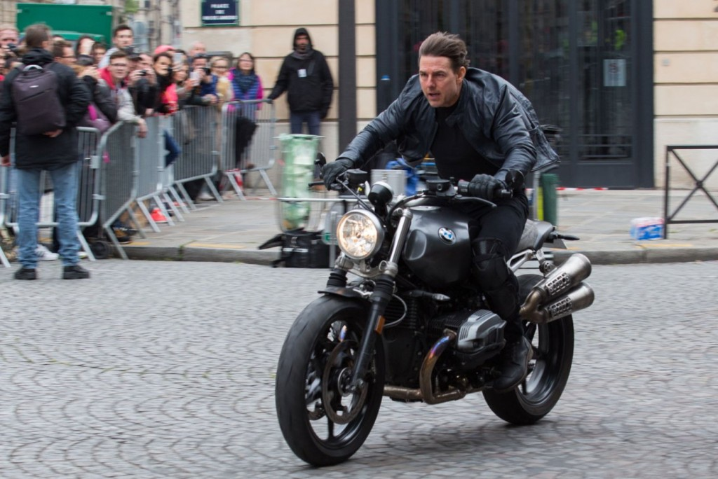 Mission Impossible 6 Motorcycle