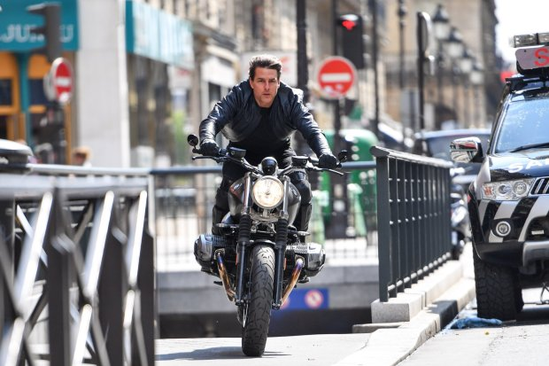 What is the Motorcycle in Mission: Impossible – Fallout