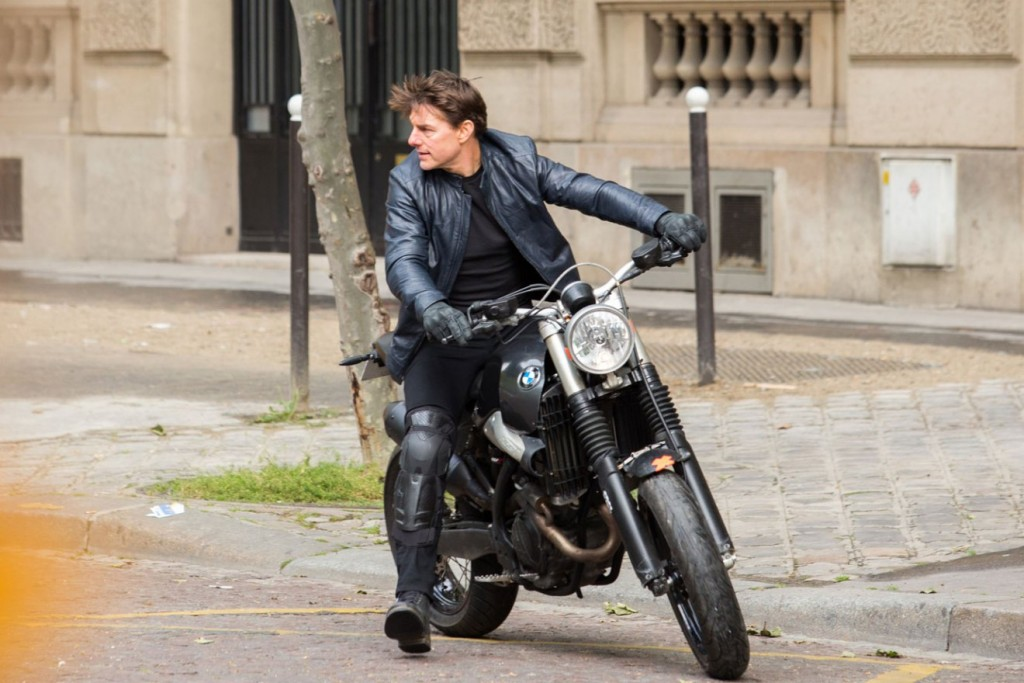 Mission Impossible Fallout Motorcycle