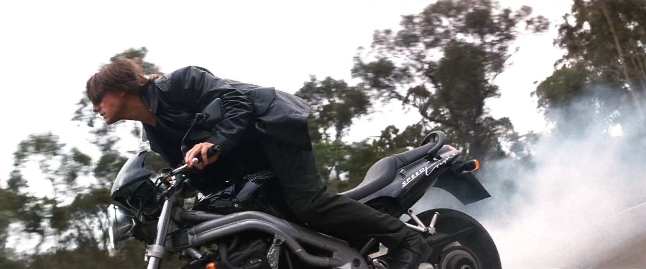 What Are The Motorcycles In Mission Impossible 2 Bikebound