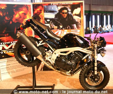 Mission Impossible 2 Motorcycles