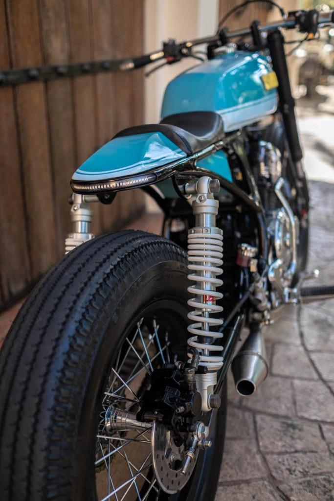 Yamaha Scorpio Cafe Racer