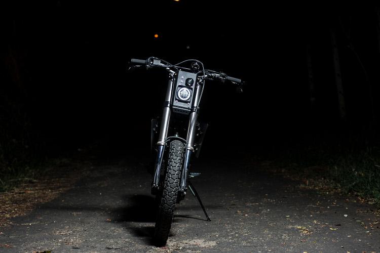 Yamaha WR250 Street Tracker